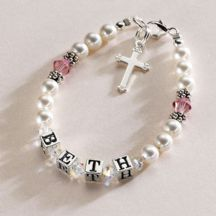 Catholic Personalised Bracelet
